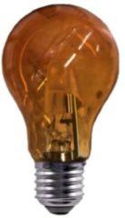Gloeilampgoedkoop.nl Standaardlamp ECO oranje 20W (vervangt 25W) grote fitting E27