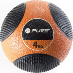 Oranje Pure2Improve Medicine Ball (4kg) - Gewichten