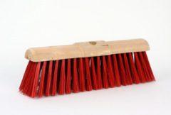 Rode Meerman Straatbezem nylon 45cm zonder steel