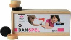 Longfield Damstenen Van Hout In Opbergdoosje