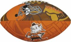 Oranje Wilson F1534XB NFL Team Logo American Football Browns