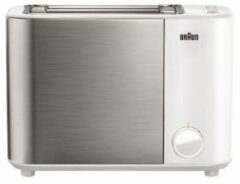 Braun ID Collection HT 5000 WH - Broodrooster - Wit