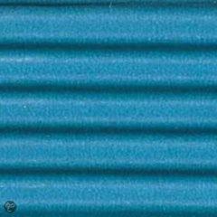 Shoppartners Blauw golfkarton vel 50 x 70 cm