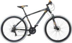 Galano Toxic 29 Zoll Mountainbike Hardtail MTB Fahrrad Scheibenbremsen Shimano... Schwarz / Orange