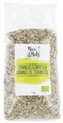 Nice & Nuts Zonnebloempitten Bio (1000g)
