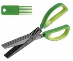Groene Kruidenschaar, groen - mastrad