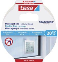 Transparante Tesa 77741-00000-00 Industrial tape tesa® Powerbond Transparent (L x W) 5 m x 19 mm 1 pc(s)