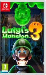 Rode Nintendo Luigi's Mansion 3 game - Nintendo Switch