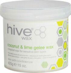 Hive of Beauty Kokos & Limoen Gelei Wax 425 GR