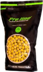 Gele Proline Pro Line Juicy Pineapple - Boilies - 15 mm - 1 kg