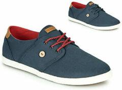 Blauwe Lage Sneakers Faguo CYPRESS