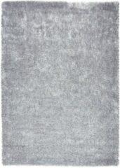 Perezvloerkleden.nl BOTERO - hoogpool - vloerkleed - 340 x 240 cm – grijs