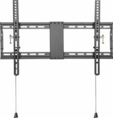 "DELTACO OFFICE ARM-0204, Kantelbaar TV Beugel, inklapbaar, 37""- 80 inch, max. 70 kg, zwart"
