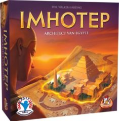 White Goblin Games bordspel Imhotep