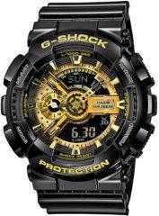Casio GA-110GB-1AER Bracelet watch Man Kwarts (batterij) Zwart horloge