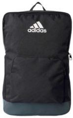 Rucksack Tiro 17 B46130 mit Seitentaschen adidas performance black/dark grey/white