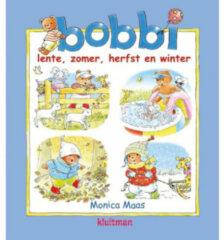 Kluitman Boek Bobbi Lente, Zomer, Herfst, Winter