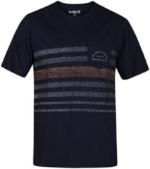 Hurley Kanpai Stripe Pocket T-Shirt