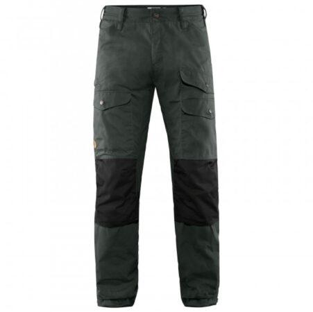 Afbeelding van Fjällräven - Vidda Pro Ventilated Trousers - Trekkingbroeken maat 56 - Long - Fixed Length, zwart