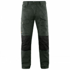 Fjällräven - Vidda Pro Ventilated Trousers - Trekkingbroeken maat 56 - Long - Fixed Length, zwart