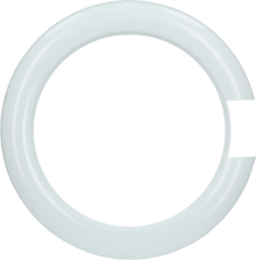 Bosch, Siemens, Balay Dekorrahmen weiss für Waschmaschine 665992