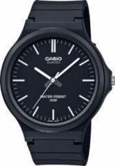 Casio Horloges Casio Collection MW-240-1EVEF Zwart