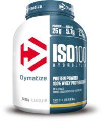 Dymatize Nutrition Dymatize ISO-100 Hydrolyzed - Eiwitpoeder / Eiwitshake - 2200 gram - Banaan