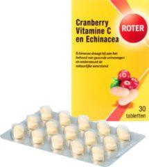 Roter Cranberry - 30 Tabletten - Blaasontsteking - Voedingssupplement