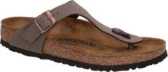 Birkenstock - Gizeh BFBC - Sandalen maat 43 - Normal, bruin/beige