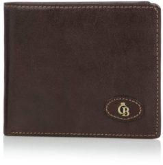 Bruine Castelijn & Beerens Gaucho Billfold 8 Creditcards mokka Heren portemonnee