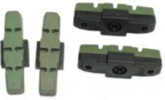 Groene Magura Pads HS33-HS11 - Remblokken voor velgremmen