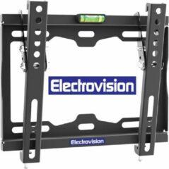 Zwarte Electrovision Televisie muurbeugel Kantelbaar 24 - 42 inch