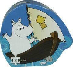 Moemins - Decopuzzel -Moem & de zee- 36 stukken (Barbo Toys)