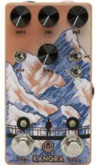 Walrus Audio Kangra Filter Fuzz effectpedaal