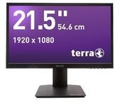 "Wortmann TERRA LED 2226W PV - GREENLINE PLUS - LED-Monitor - Full HD (1080p) - 54.6 cm (21.5"")"