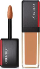 Bruine Shiseido LacquerInk Lip Shine Lipgloss - 310 Honey Flash