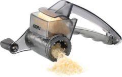 Zilveren Multifunctionele rasp 'Laser Cut' - Gefu