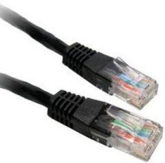 Wentronic Goobay Cat5e FTP 0.25m Zwart netwerkkabel