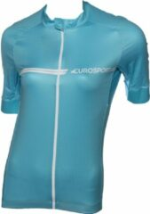 Turquoise Tenn Outdoors / Eurosport Eurosport wielershirt Aqua