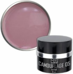 Mega Beauty Shop® Builder camouflage 15ml (nr 05) Uv gel - Kunstnagels