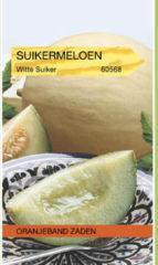 Gele Oranjeband Zaden Oranjeband - Suikermeloen Witte Suiker