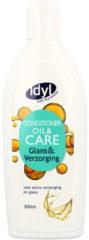Idyl Conditioner oil & care glans & verzorging 300 Milliliter