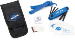 Blauwe Park Tool WTK-2 Essential reparatieset - Gereedschapsets