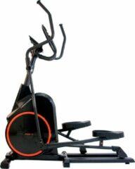 Zwarte Crosstrainer Focus Fitness Fox 4 - Front driven - incl. hartslagfunctie