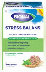 Bional Stress Balans 20 capsules