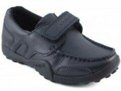 Blauwe Lage Sneakers Geox JW SNAKEN COLEGIAL