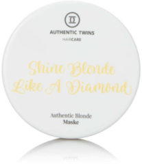 Authentic Twins Haarmaske Blonde