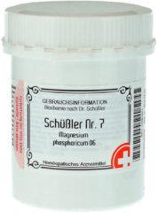 Schüssler Nr.7 Magnesium Phosphoricum D 6 Tabletten