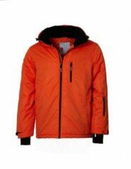 Maupiti Ski-jas Basic Heren Oranje Maat Xl