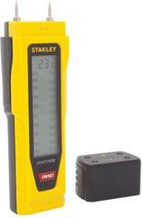 Stanley by Black & Decker Materiaalvochtigheidsmeter Meetbereik houtvochtigheid 6 tot 44 %